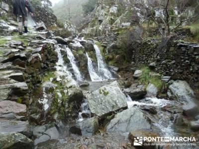 Las Hurdes: Agua y Paisaje;senderos galicia;senderos gran recorrido